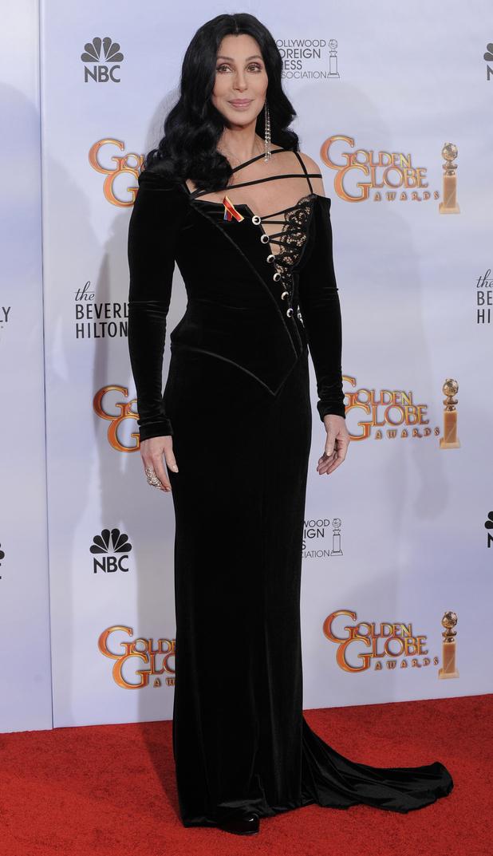 Cher, Golden Globes 2010