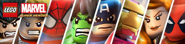 LEGO Marvel Super Heroes
