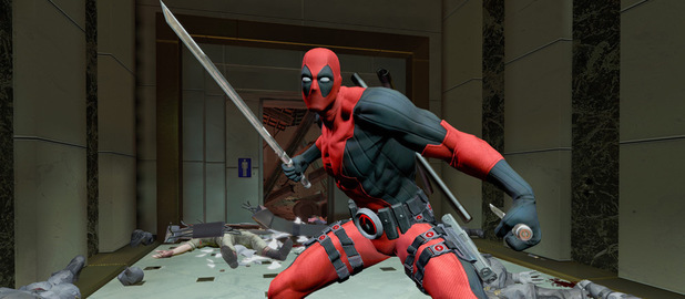 'Deadpool' screenshot
