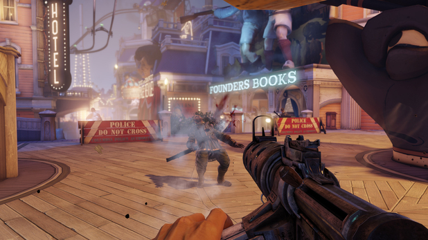 'Bioshock Infinite' screenshot