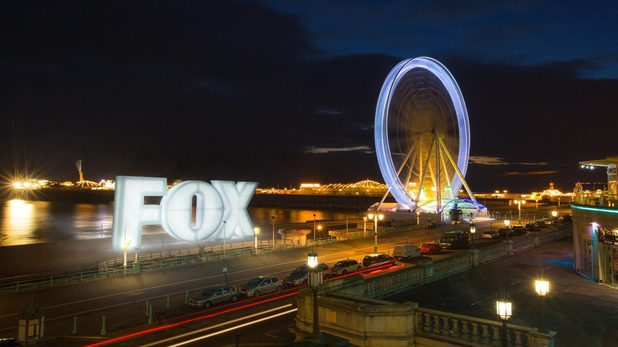 FOX 2013 ident (Brighton theme)