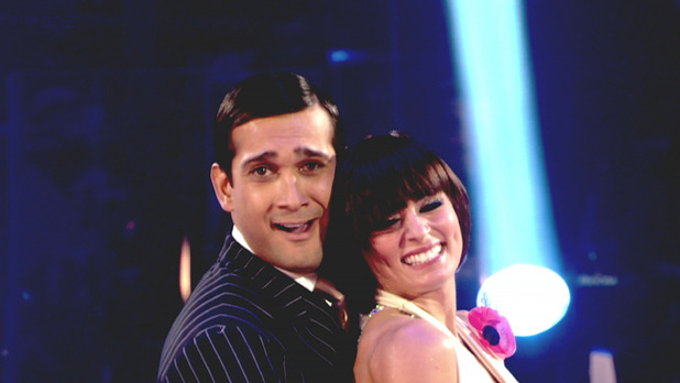 Jimi Mistry and Flavia Cacace perform on 'Strictly Come Dancing'