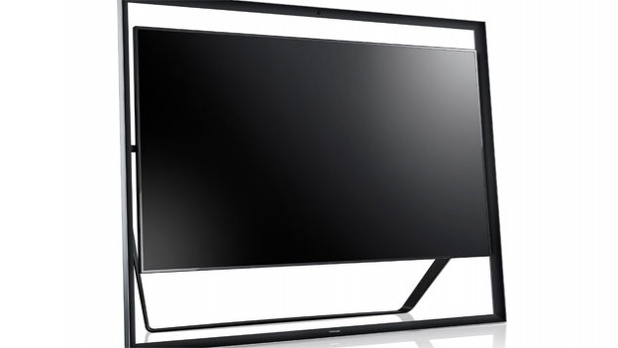 Samsung 85-inch S9 TV