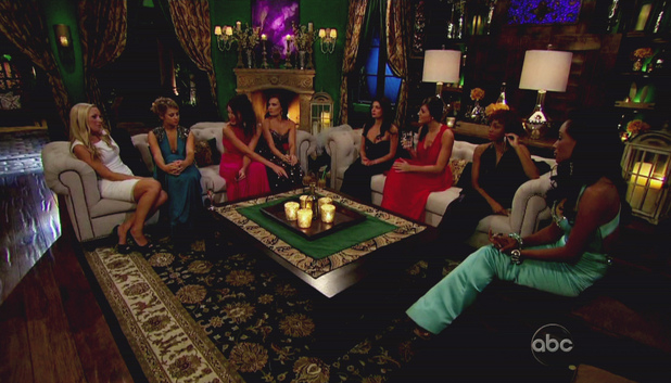The Bachelor S17E01: Season premiere