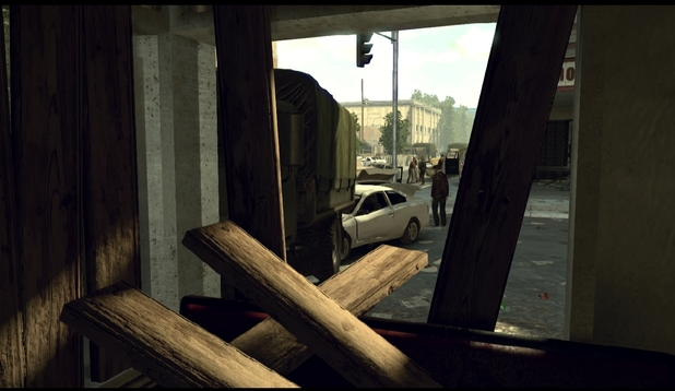 'The Walking Dead: Survival Instinct' screenshot