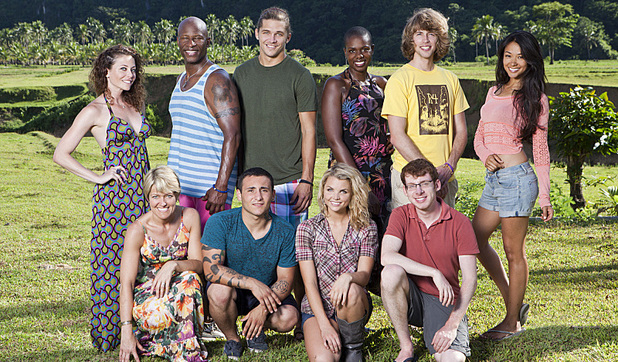 &#39;Survivor: Caramoan: Fans vs. Favourites&#39;: The Bikal Tribe (Favorites)
