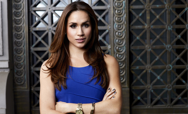 Meghan Markle in &#39;Suits&#39;