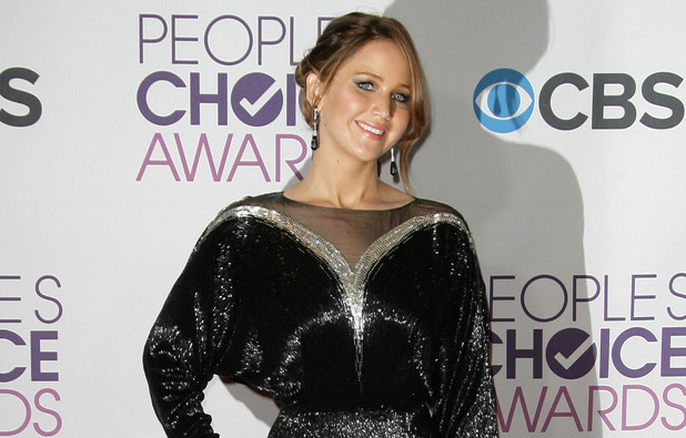39th Annual People's Choice Awards at Nokia Theatre L.A. Live - Press Room Featuring: Jennifer Lawrence Where: Los Angeles, California, United States When: 09 Jan 2013