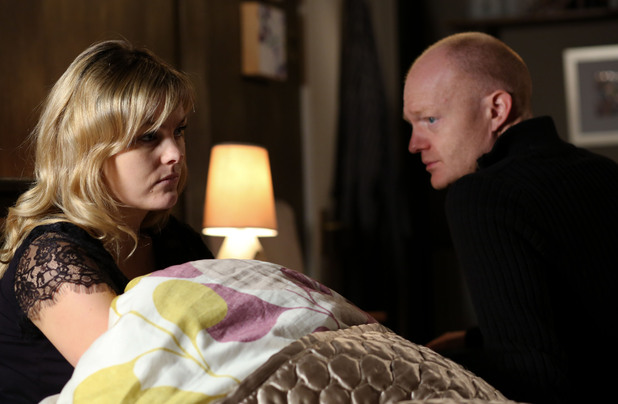 Tanya interrogates Max about Kirsty.