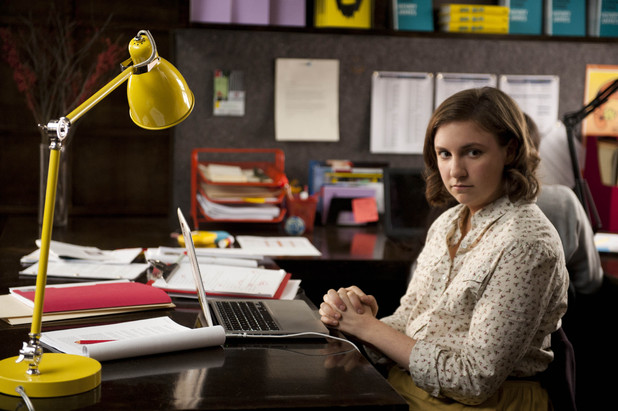 Girls: Lena Dunham as Hannah Horvath