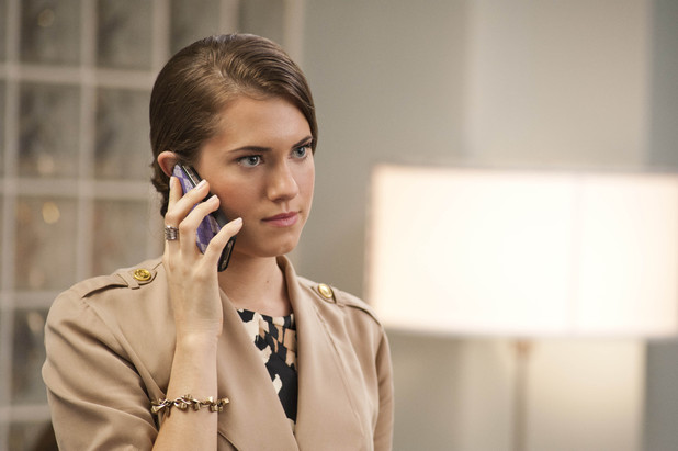 Girls: Allison Williams as Marnie Michaels