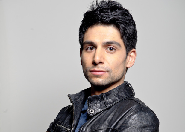 &#39;Primeval: New World&#39;: Danny Rahim as Mac Rendell