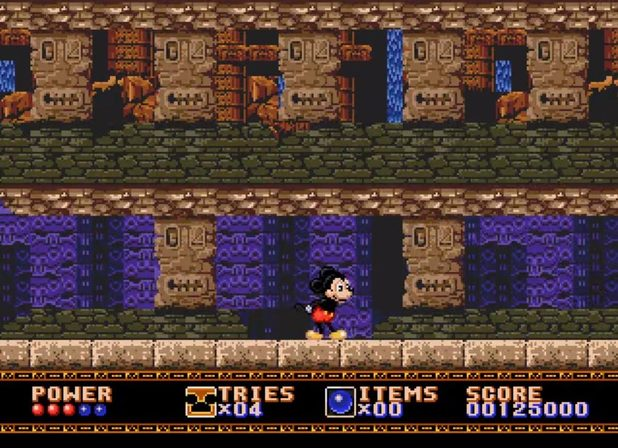 Castle of Illusion starring Mickey Mouse (screenshot)