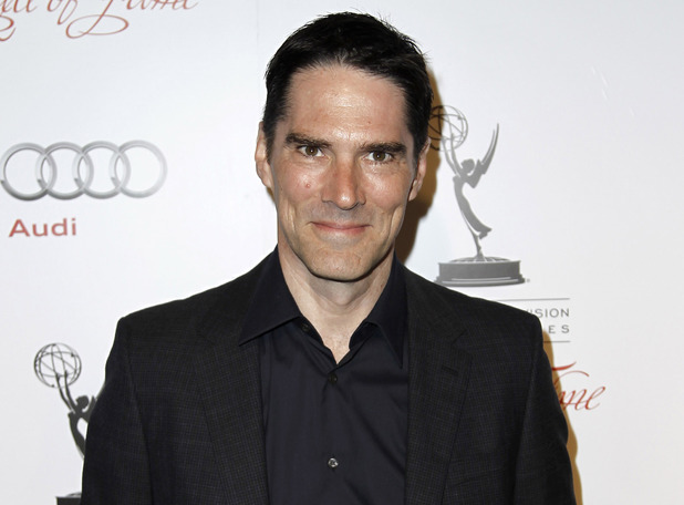 Thomas Gibson, March 2012 file picture