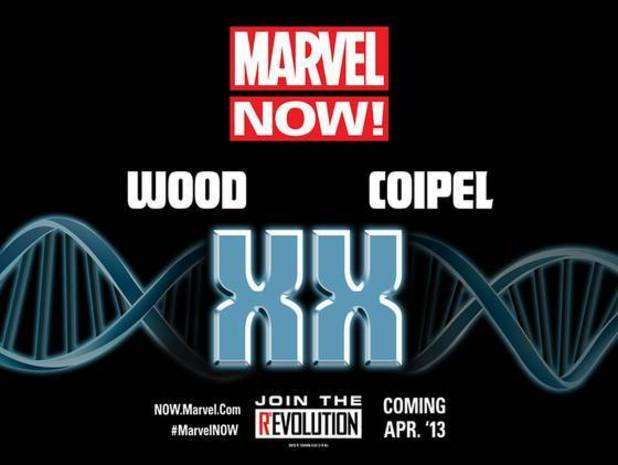 Marvel NOW! XX teaser