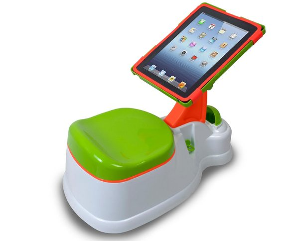 iPotty ipad accessory