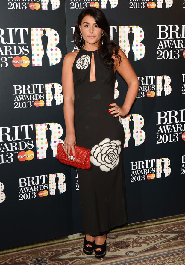 The Brit Awards 2013 launch night: Jessie Ware
