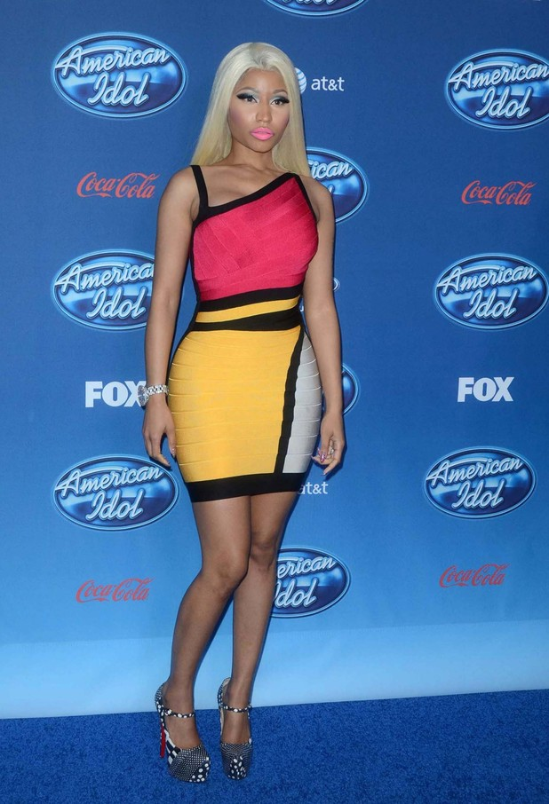American Idol Season 12 Premiere EventFeaturing: Nicki Minaj
