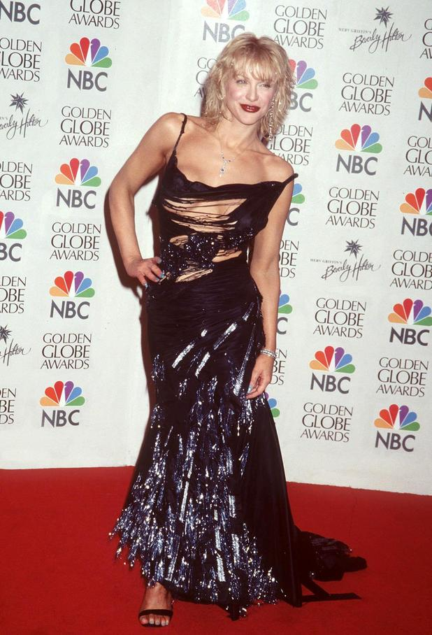 Worst Golden Globe outfits ever - pictures