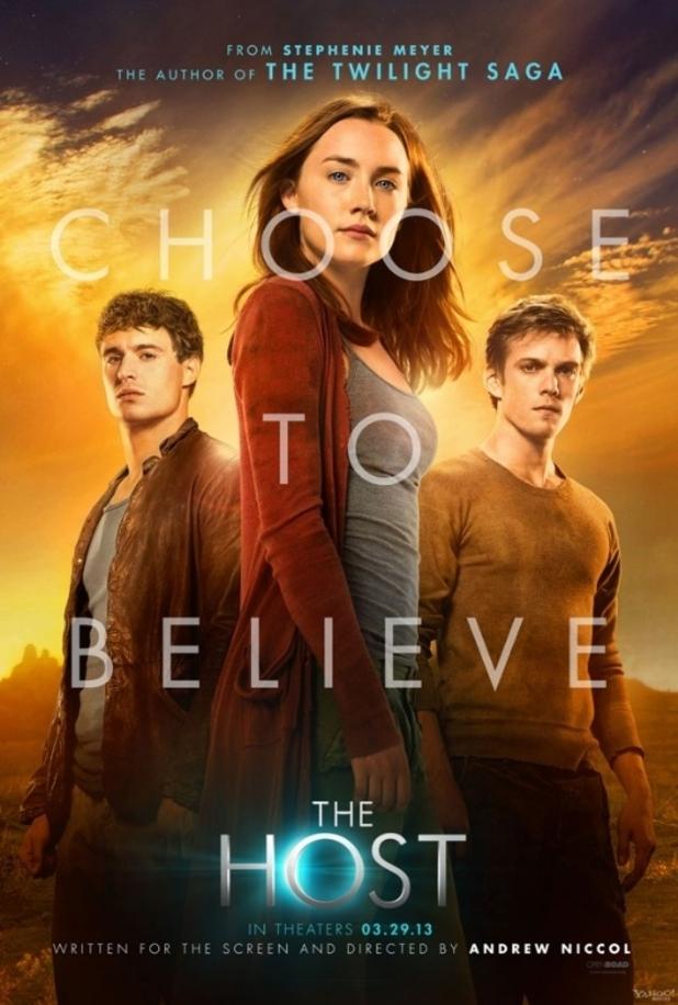 <em>The Host</em> poster