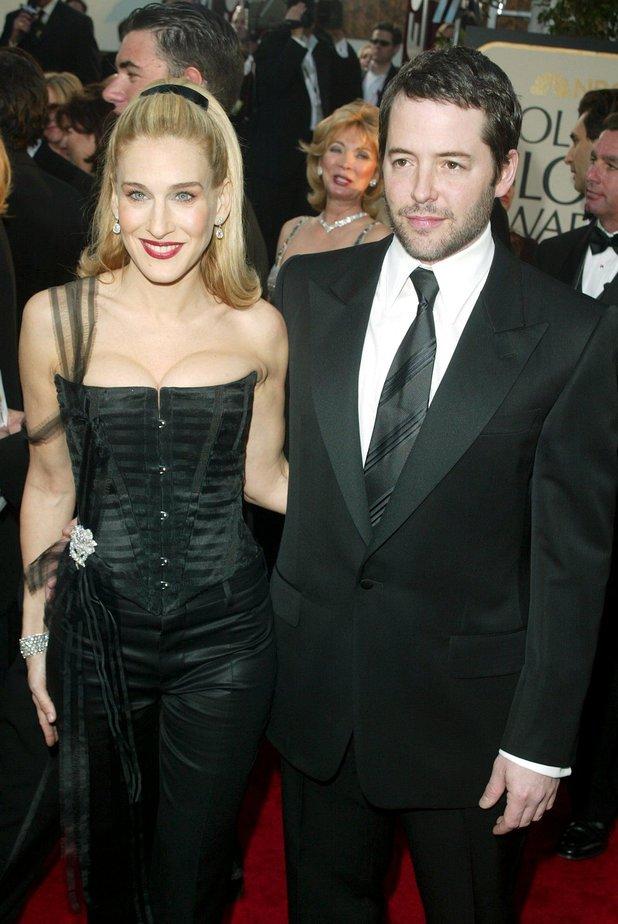 Sarah Jessica Parker, Matthew Broderick, Golden Globes