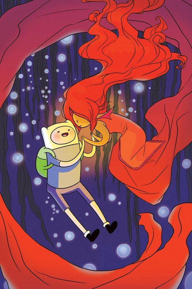 &#39;Adventure Time&#39; Volume 1 OGN &#39;Playing with Fire&#39;