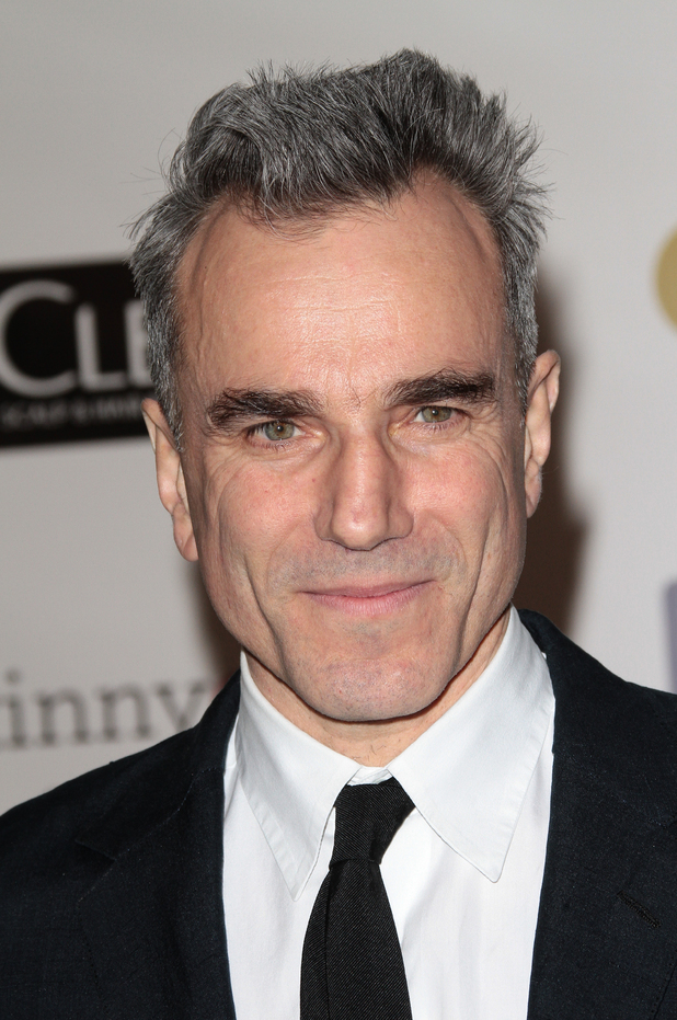 18th Annual Critics' Choice Movie Awards held at Barker Hangar - Press Room Featuring: Daniel Day-Lewis Where: Santa Monica, California, United States