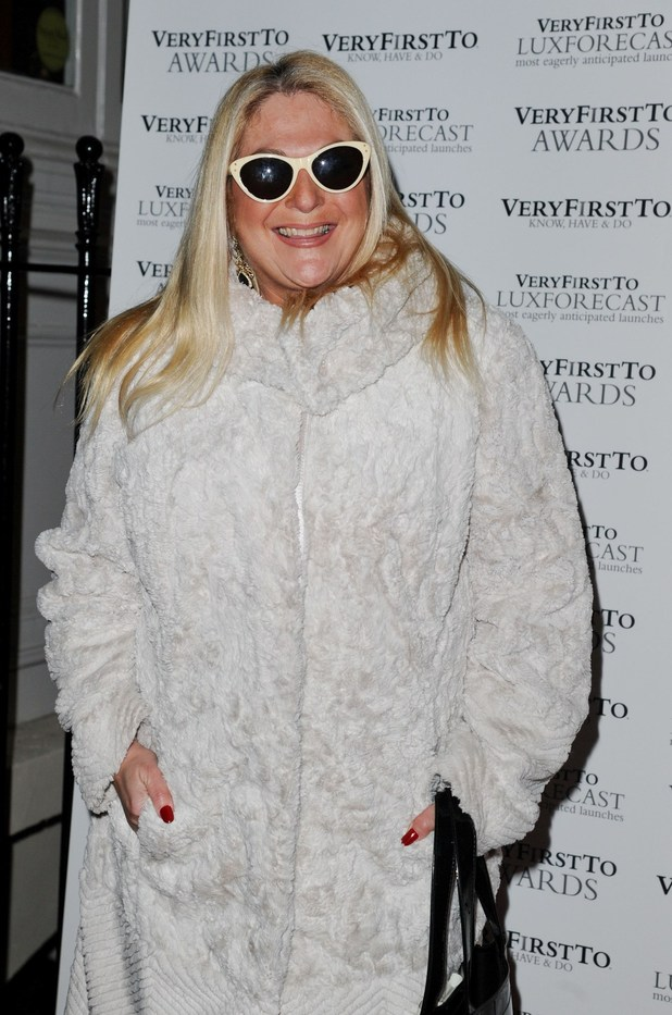 VeryFirstTo Awards at No 5 Cavendish Sq, Vanessa Feltz