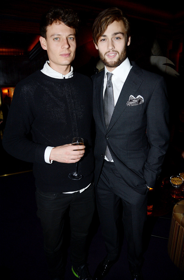 attends the Tom Ford London Collections Party as part of Men's Fashion Week at Loulou's in London.