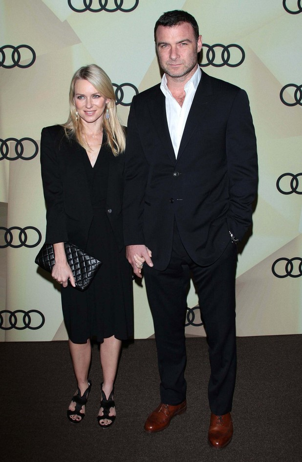 Audi Golden Globe 2013 Kick Off Cocktail Party - ArrivalsFeaturing: Naomi Watts, Liev Schreiber