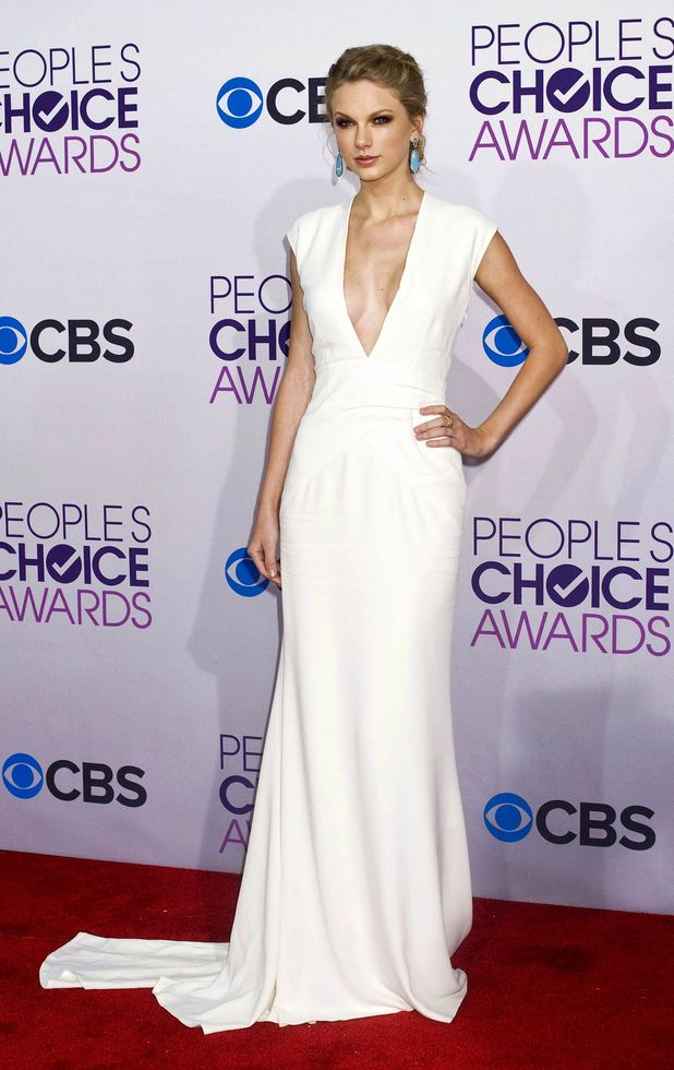 Taylor swift Peoples choice awards
