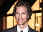 McConaughey: 'I'm not changing diapers'