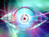Celebrity Big Brother, winter 2013, eye logo