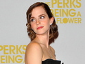 Emma Watson discusses her interest in pursuing a writing career.