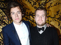 The One Chance actor is sure Harry Styles could make it as an actor.