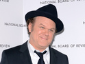 John C Reilly is reprising his role as the bizarre medical expert Steve Brule.