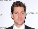 John Krasinski reflects on the romanticism of NBC's The Office.