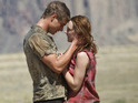 """The Host's Max Irons declares that Saoirse Ronan is very """"easy to work with""""."""