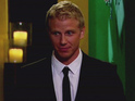 "Bachelor Sean Lowe describes Catherine as ""giddy"", ""unique"" and ""different""."