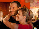 Nick and Leanne celebrate a fresh start in Coronation Street tonight.
