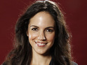 "Anna Silk says it is ""thrilling"" to publicly announce her pregnancy."