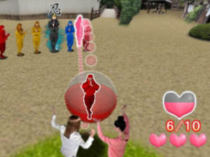 &#39;Tokyo Crash Mobs&#39; screenshot