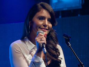 MTV presents: 2013 Artists to Watch held at the Highline Ballroom Featuring: Jessie Ware Where: New York City, New York, United States
