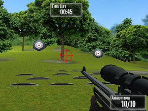 'NRA: Practice Range' screenshot