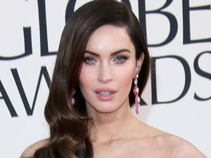 Megan Fox arriving at the 70th Annual Golden Globe Awards 2013 in Los Angeles