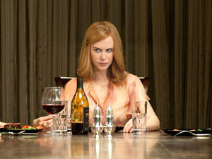 &#39;Stoker&#39; still: Matthew Goode, Nicole Kidman and Mia Wasikowska