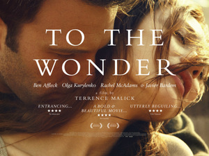 'To The Wonder' poster