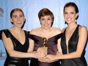 'Girls': Lena Dunham, Allison Williams and Zosia Mamet