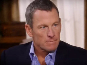 Lance Armstrong Oprah interview - trailer still