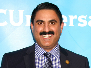Reza Farahan at NBCUniversal 2013 TCA Winter Press Tour at Langham Huntington Hotel (07 Jan 2013)
